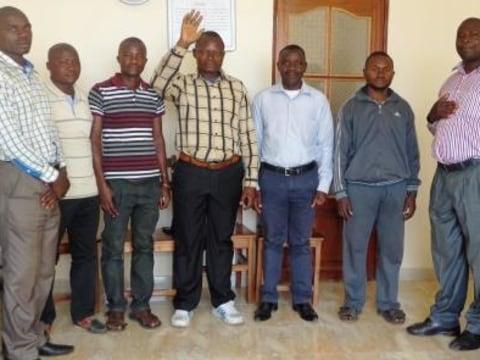 photo of Ndugu Nipe Shauri Group
