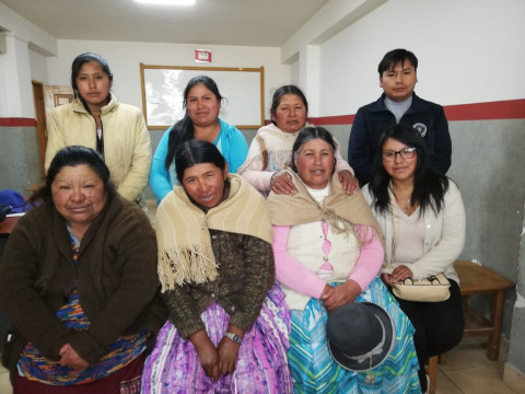 photo of Aymara Group