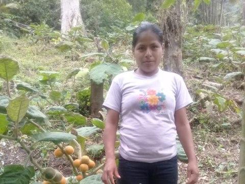 photo of Esperanza Maribel