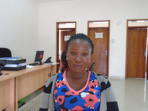 photo of Prisca Charity