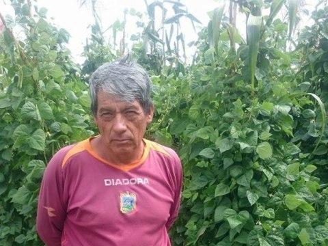 photo of Cruz Elias