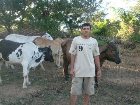 photo of Olman Antonio