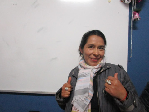 photo of Maria Victoria