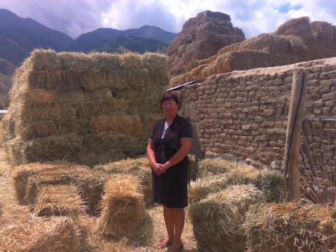 photo of Guljamal