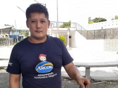 photo of Carlos Javier