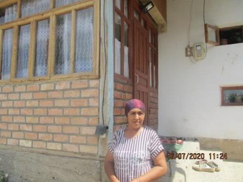 photo of Baktykan