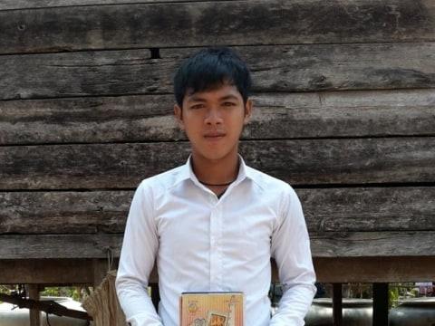 photo of Samnang