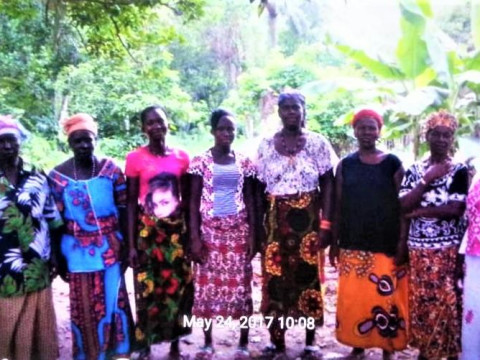 photo of Yeabu K's Female Master Farmers Group