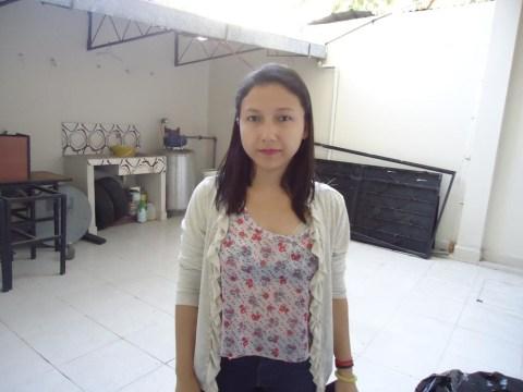 photo of Maria Jessica