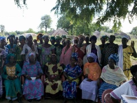 photo of Tahiratou's Group