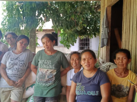 photo of Pdc 176 Cubay Women's Association Group