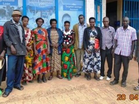 photo of Kijugangoma Kwekamba Group