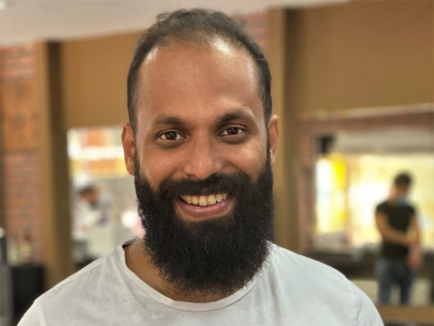 photo of Thoufeeque Saheer