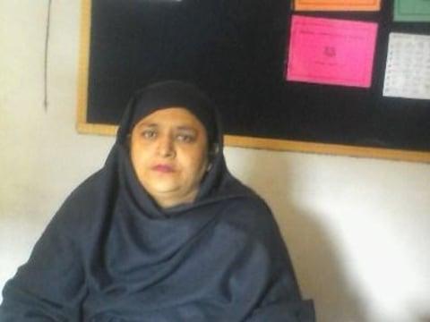 photo of Abida