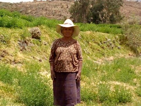 photo of Felicitas Urvelinda