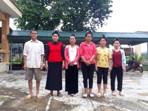 photo of Pa Khoang 37 Group