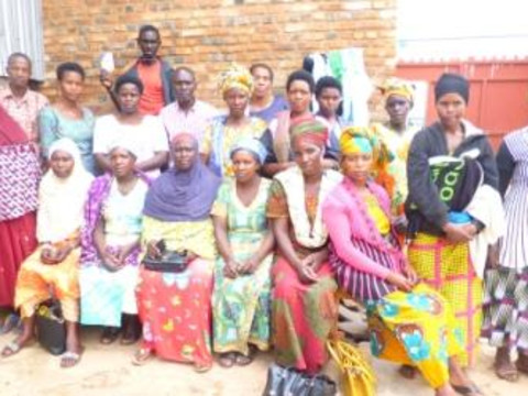 photo of Twiyubake Rukizi Group