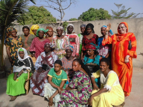 photo of Mariama Dielo's Group