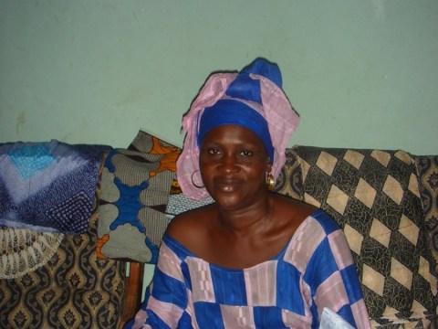photo of Mbacke