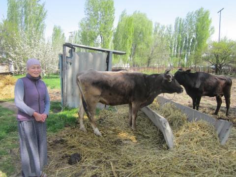 photo of Gulzira