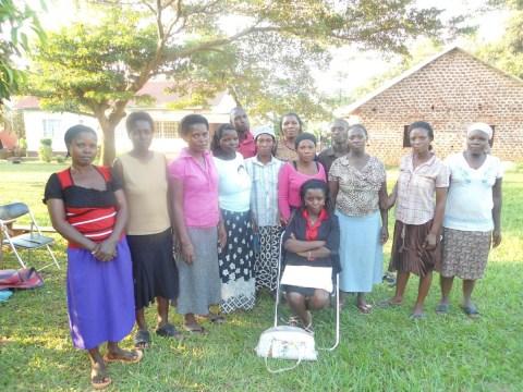 photo of Kafene Women Group