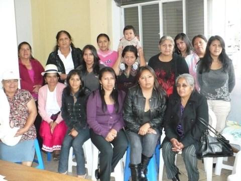 photo of Gualaceñitas (Cuenca) Group