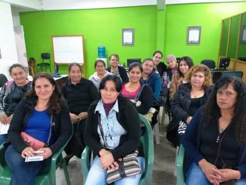 photo of Kuña Tekove Group