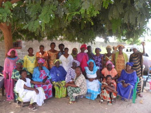 photo of Gueye's Group