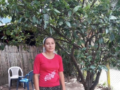 photo of Iris Magdalena