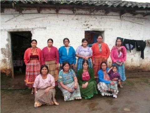 photo of Mujeres De Maiz Group