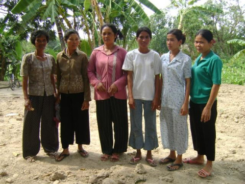 photo of Sophea's Group
