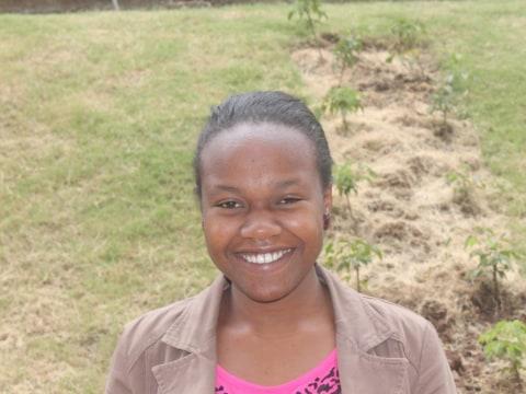 photo of Brenda Mwendwa