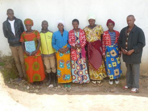 photo of Dukorerehamwe Gabiro Group