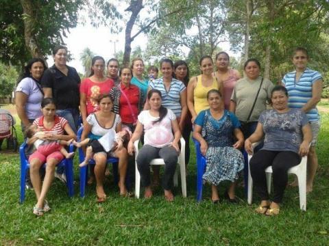 photo of Damas Valientes Group
