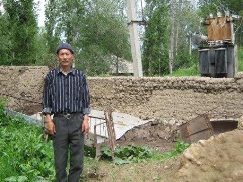photo of Kamchibek
