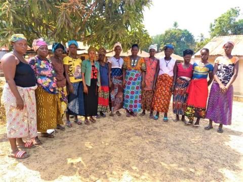photo of Batkanu's Best Female Farmers Group