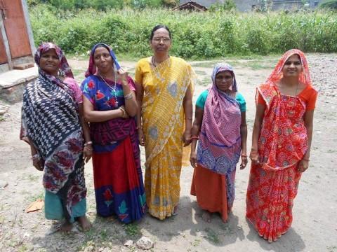 photo of Nagitaben And Group