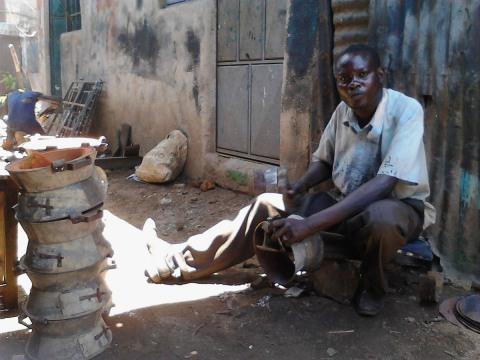 photo of Samuel Ngowe