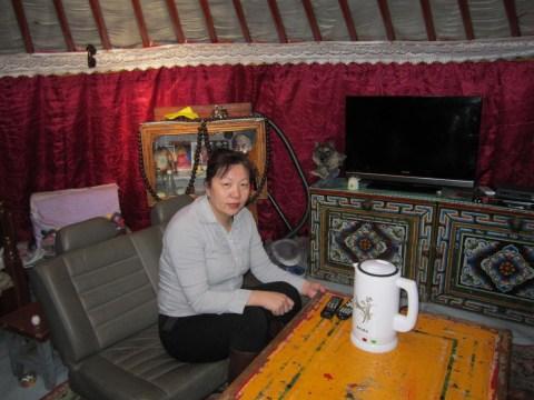 photo of Bayanzul