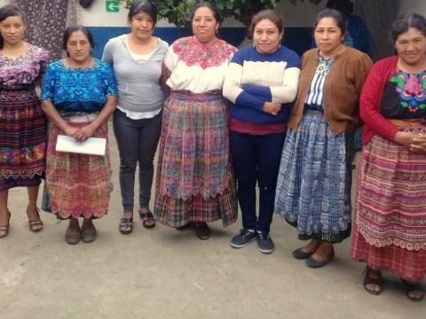 photo of Nuevo Amanecer Pachaj Group
