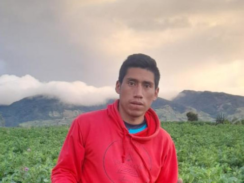 photo of Franklin Santiago