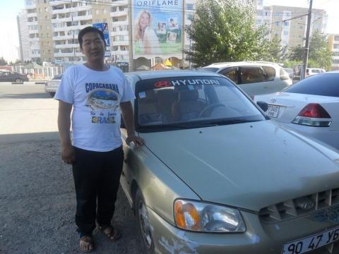 photo of Lkhagvasuren