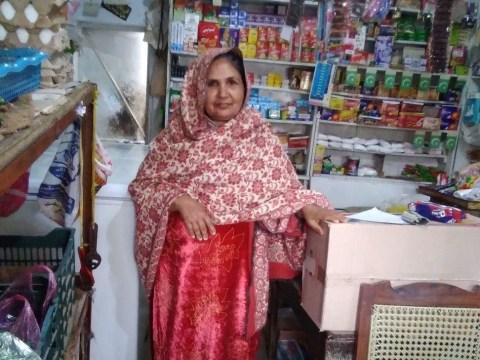 photo of Shahida