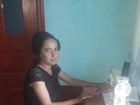 photo of Nazirahon
