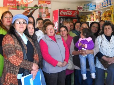 photo of Padre Rolando Escobar Group