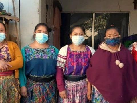 photo of Mujeres Unidas Patzun Group