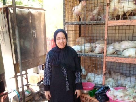 photo of Esraa