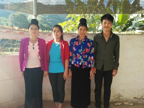photo of Ngoai's Group
