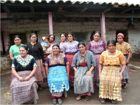 photo of Las Golondrinas De Chajabal Group