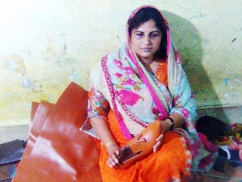 photo of Kishwar
